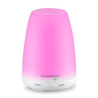 InnoGear Aroma Essential Oil Diffuser Cool Mist Humidifier with Waterless Auto Shut-off
