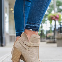 Bottom Line Booties