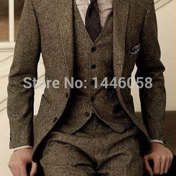 Tweed & Other Styled Suits