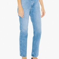 Straight Leg Jean | American Apparel