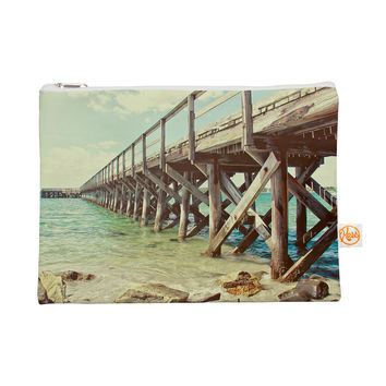 "Debbra Obertanec ""On The Pier"" Beach Everything Bag"