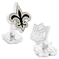 Palladium New Orleans Saints Cufflinks-CLI-PD-NOS-PP | CLM New York
