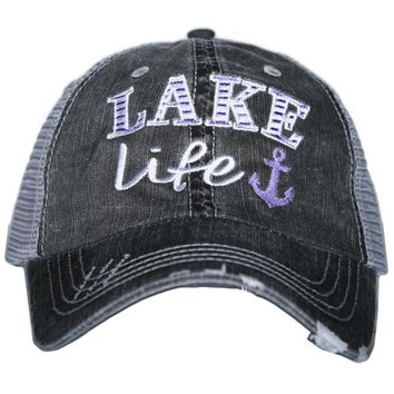 Katydid Lake Life Hat