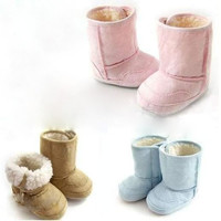 Infant to Toddler Warm Winter Snow Boots