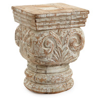 Architectural Accent Table