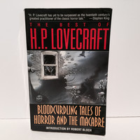 The Best of H.P. Lovecraft Bloodcurdling Tales of Horror and the Macabre 2000s Softcover