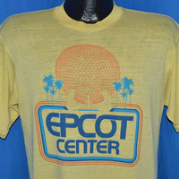 80s Epcot Center Disney World t-shirt Medium