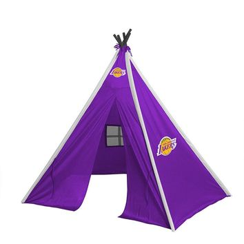 Los Angeles Lakers Teepee Play Tent
