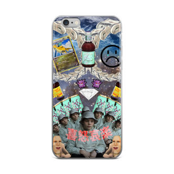 Yung Lean Vaporwave iPhone 6/6s 6 Plus/6s Plus Case