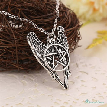 Supernatural antique  necklace