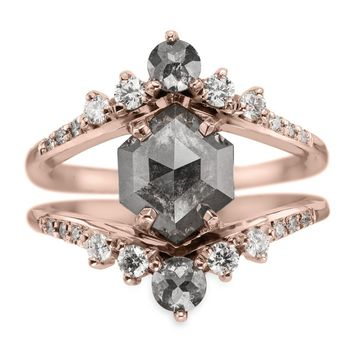 Empress Engagement Ring