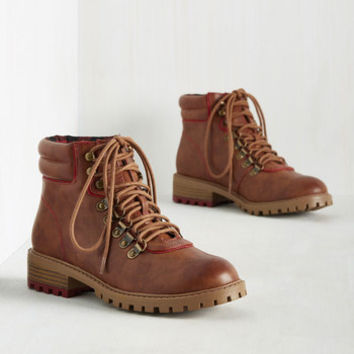 This Will Be In Tents! Boot | Mod Retro Vintage Boots | ModCloth.com