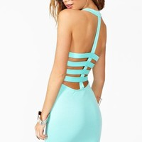Zoey Caged Dress