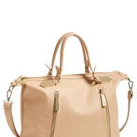 BP. Zip Detail Slouchy Satchel (Juniors)