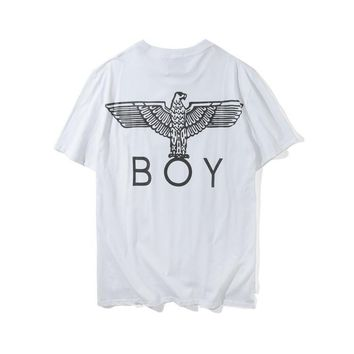 spbest Boy London Boy Eagle Logo T-Shirt