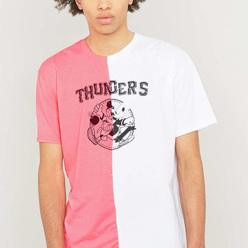 Crossed Swords Thunders Duck Split Tee - Urban Outfitters