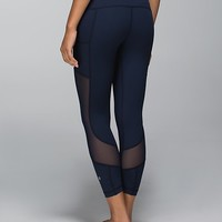 seek the heat crop | women's crops | lululemon athletica