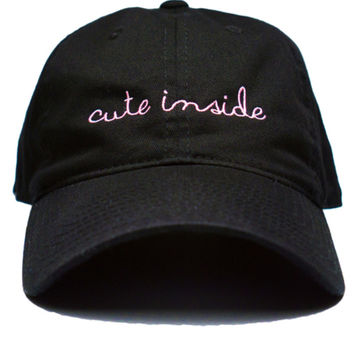 Cute Inside cap