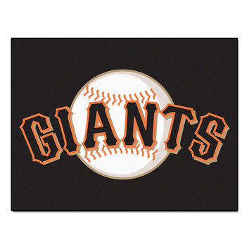San Francisco Giants MLB All-Star Floor Mat (34x45)