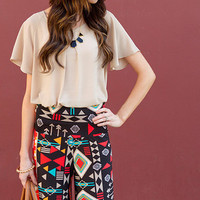 Indian Summer Palazzo Pants