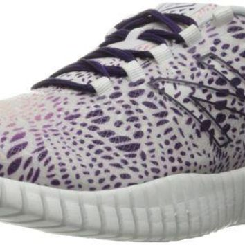 DCCK1IN new balance women s wx99 cross trainer arctic fox bleached sunrise black plum graphic 8 5 b m us
