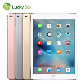 "100% Original iPad Pro 12.9"" IOS Apple A9X 8MP 1080p 2048*2732 NFC Ultra Slim 4GB RAM 32/128GB ROM Tablet pc"