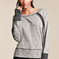 Long-sleeve Ballet-back Top - VS Sport - Victoria's Secret