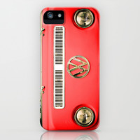 Summer of Love - Adventure Red iPhone & iPod Case by Olivia Joy StClaire