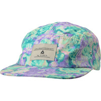 Lira Girls Electric Pop Purple & Lime 5 Panel Hat
