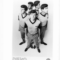 Devo Publicity Photo 8 by 10 inches