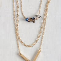Boho Truth or Layer Necklace by ModCloth
