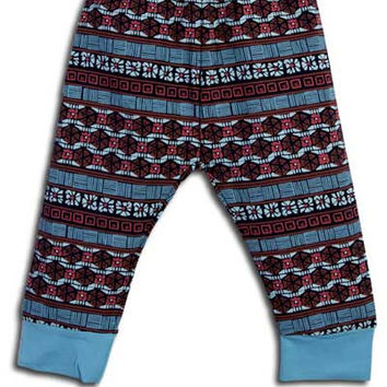 Organic Baby Pants - Sonora