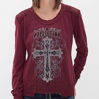 Affliction Jasmine Sweatshirt