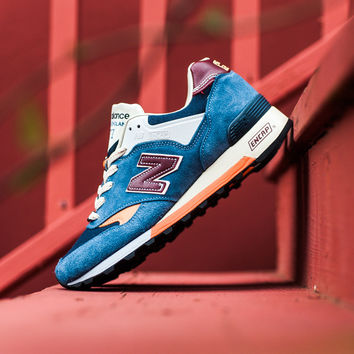 New Balance M577TBO Test Match - Blue/Red/Orange