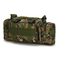 Camo Fishing Tactical Waist Packs Bag Hiking Climbing Outdoor Bumbag