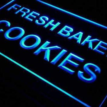 Bakery Fresh Baked Cookies Neon Sign (LED)