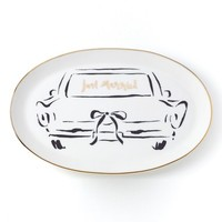 kate spade new york just married platter | Nordstrom