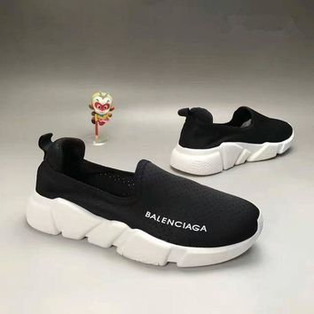 ONETOW balenciaga summer fashion casual breathable mesh surface unisex sneakers couple