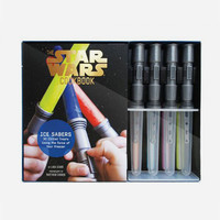 Star Wars Ice Sabers: 30 Chilled Treats Using the Force of Your Freezer Cookbook | Toys & Novelties