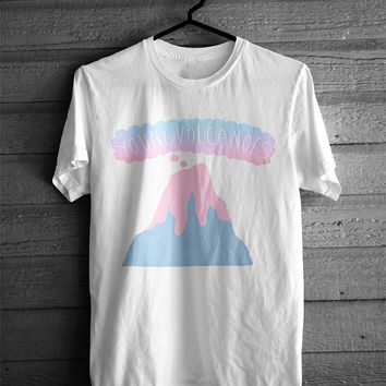Fall Out Boy Young Volcanoes Pastel Youngblood Tshirt