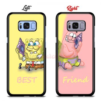 Buy Spongebob and Patrick Best Friend Phone Cases for Samsung