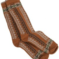 Birkenstock Express | B.ella Kenzie Swiss Border Sock For Women
