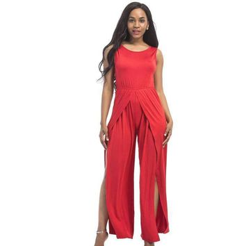 Rompers Womens Sleeveless Office Work Patchwork Hollow Out Lace Up Plus Size Bodycon Overalls For Female Slim Jumpsuits