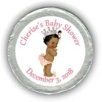 Princess Baby Shower Chocolate Coins