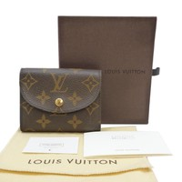 Authentic LOUIS VUITTON Portefeuille Helene Mini Wallet Monogram M60253 #S111151