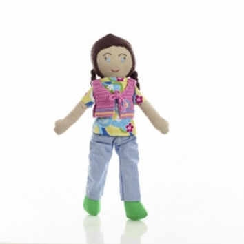Madeline Fair Trade Knit Doll - Limited Edition