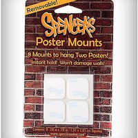 Poster Mounts 8 Pack - Spencer's
