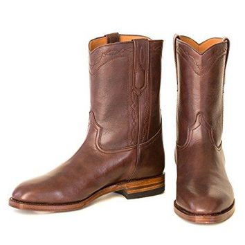 Ranch Road Boots Men's Bexar Cowboy Boot with Roper Heel US