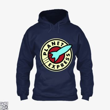 Planet Express, The Simpsons Hoodie