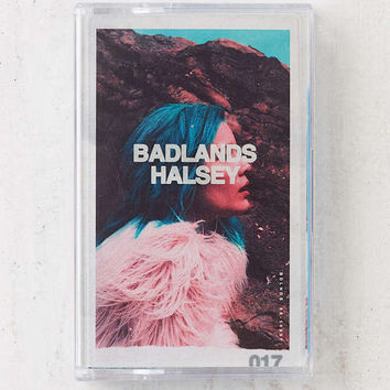 Halsey - Badlands Cassette Tape | Urban Outfitters